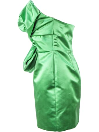 Giuseppe di Morabito Sheath Dress In Green Fabric