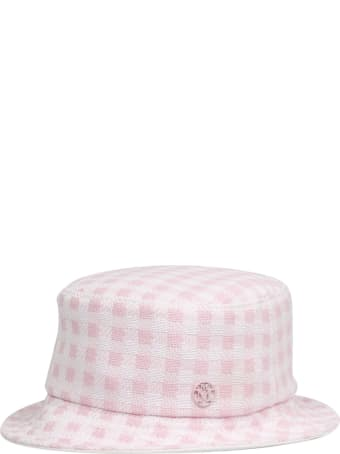 Maison Michel Jason Reversible Bucket Hat