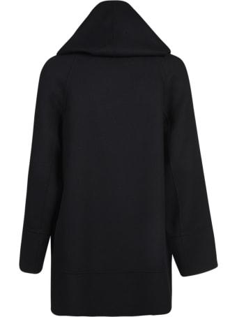 Max Mara The Cube Long Zip Hooded Jacket