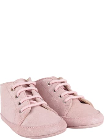 Gallucci Pink Babygirl Shoes