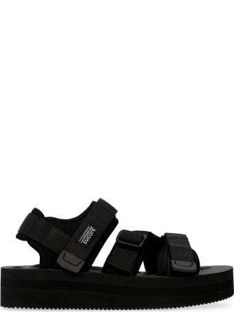 SUICOKE Kisee Fabric Platform Sandals