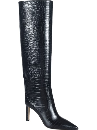 Jimmy Choo Skinned Over-the-knee Boots