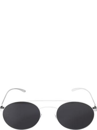 Mykita + Maison Margiela Oval Sunglasses