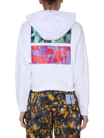 McQ Alexander McQueen Ghost Hooded Sweatshirt