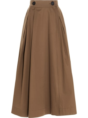 'S Max Mara 'pueblo' Skirt
