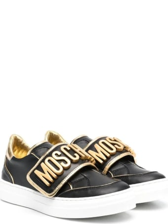 Moschino Sneakers With Application