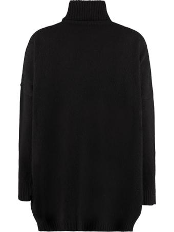 Pinko Oxana Oversized Turtleneck Sweater