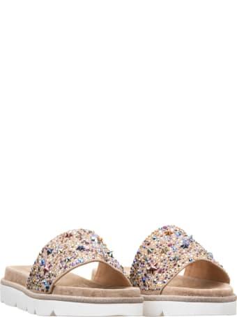 Alma en Pena Flat Shoes