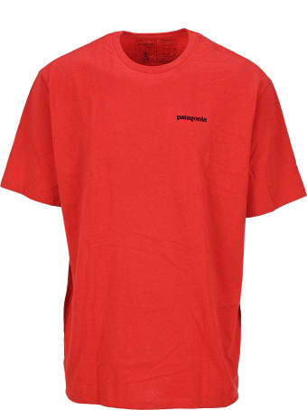 Patagonia Iconic Back Print T-shirt