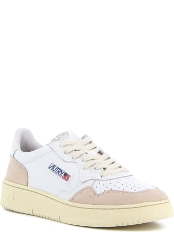 Autry Sneakers Leather Nylon