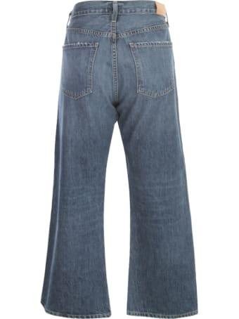 Citizens of Humanity Emery Cropped Relaxed Jeans