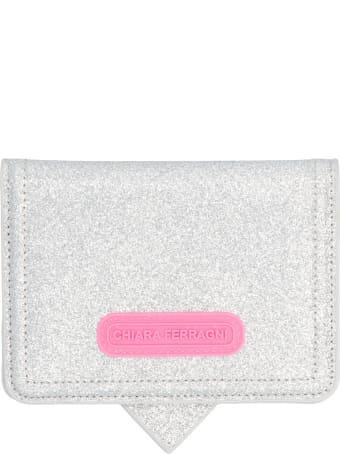 Chiara Ferragni 'eyelike' Passport Holder