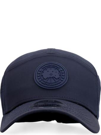 Canada Goose Patch Detail Baseball Cap