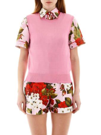 Dolce & Gabbana Sleeveless Knit