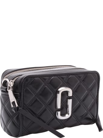 Marc Jacobs Double J Leather Shoulder Bag