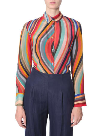 PS by Paul Smith Silk Shirt
