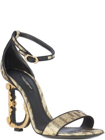 Dolce & Gabbana Barocco Heel 105