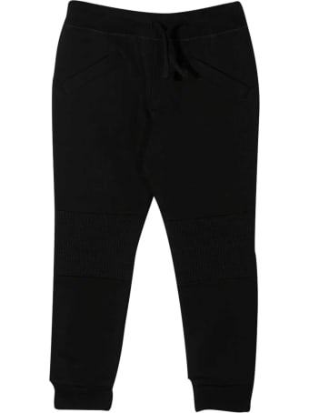 Dsquared2 Black Sports Trousers
