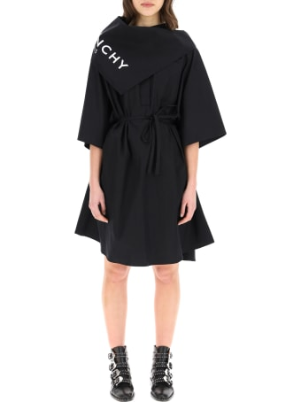 Givenchy Cotton Dress With Bandana