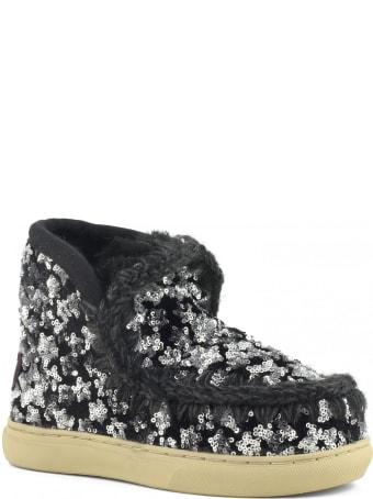 Mou Eskimo Sneaker Star Sequins