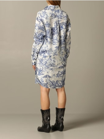 Zadig & Voltaire Shirt Zadig & Voltaire Printed Dress