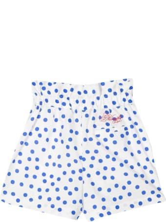 Philosophy di Lorenzo Serafini Kids Polka Dot Shorts