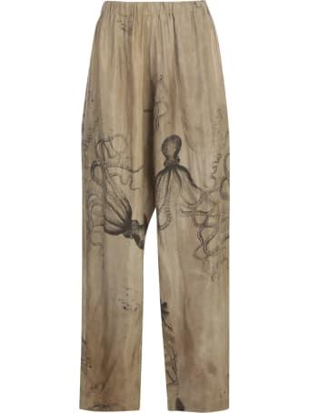 Uma Wang Palmer Wide Leg Pants