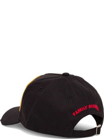 Dsquared2 Cotton Hat With Logo