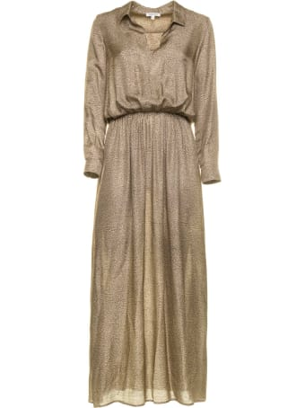 Borbonese Borbonese Dress With Op Pattern