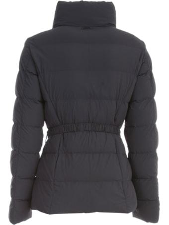 Seventy Short Stretch Padded Jacket W/belt