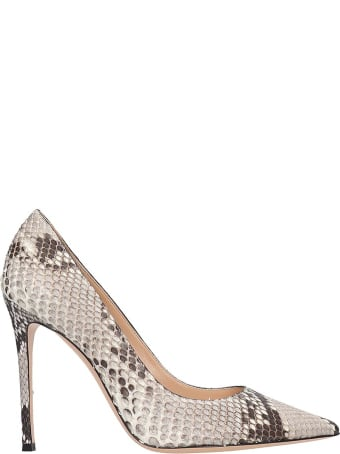 Lerre Pumps In Animalier Leather
