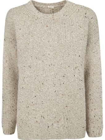 A Punto B Ribbed Sweater