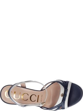 Gucci Orbyt Sandals
