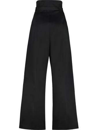 Philosophy di Lorenzo Serafini Cotton Wide-leg Trousers
