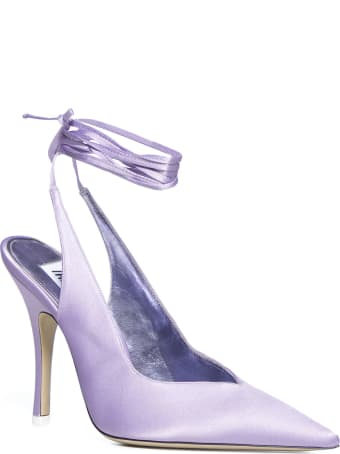 The Attico High-heeled shoe