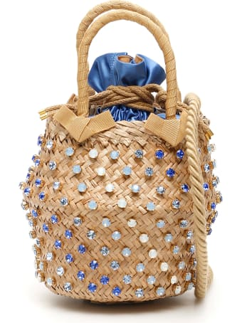 Le Niné Nina Small Basket Bag 30050