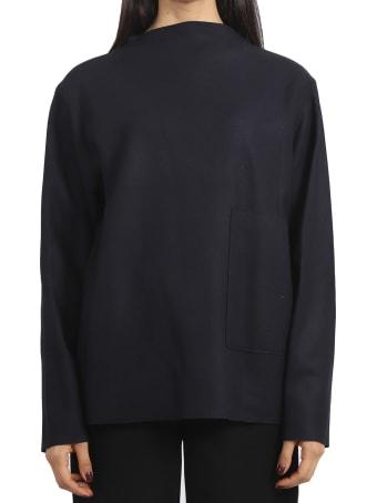 Barena Navy Adelia Rova Sweater