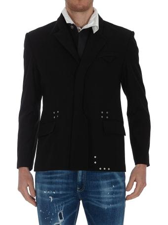 C2h4 Layered Jacket