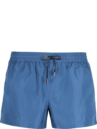 Dolce & Gabbana Nylon Swim Shorts