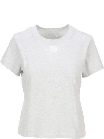 T by Alexander Wang Logo T-shirt