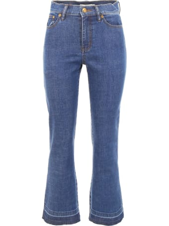 Tory Burch Poppy Jeans