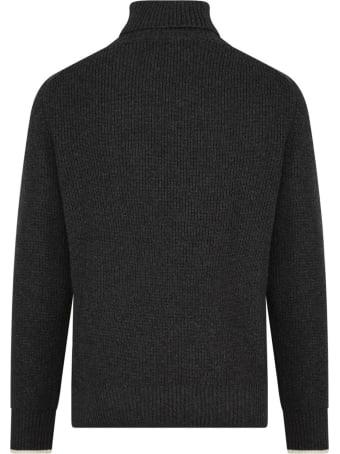 Ballantyne 'argyle' Sweater