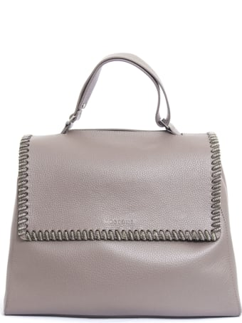 Orciani Mud Leather Sveva Large Bag