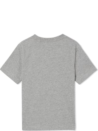Burberry Grey Cotton T-shirt