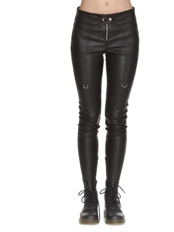 RTA Lux Leather Trousers