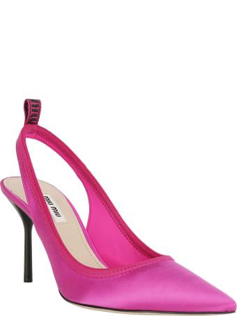 Miu Miu Slingback Shoes