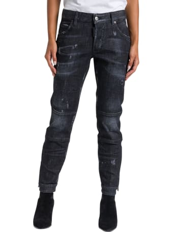 Dsquared2 Ski Biker Jeans