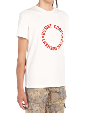 Resort Corps 'varsity Establissement' T-shirt