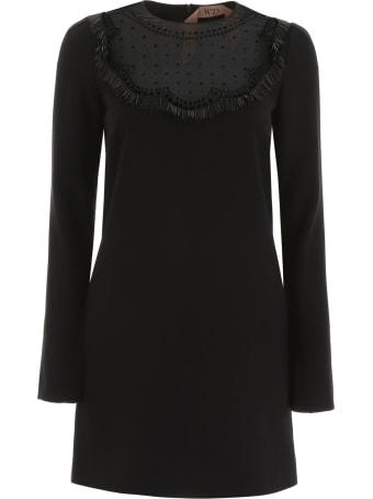 N.21 Crepe Mini Dress