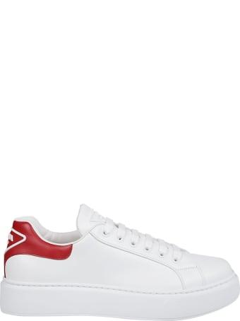 Prada Linea Rossa Sneakers Macro